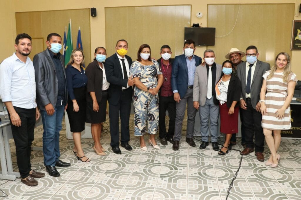 Centro Novo – Júnior Garimpeiro faz em 60 dias, o que a administração passada não fez em 4 anos