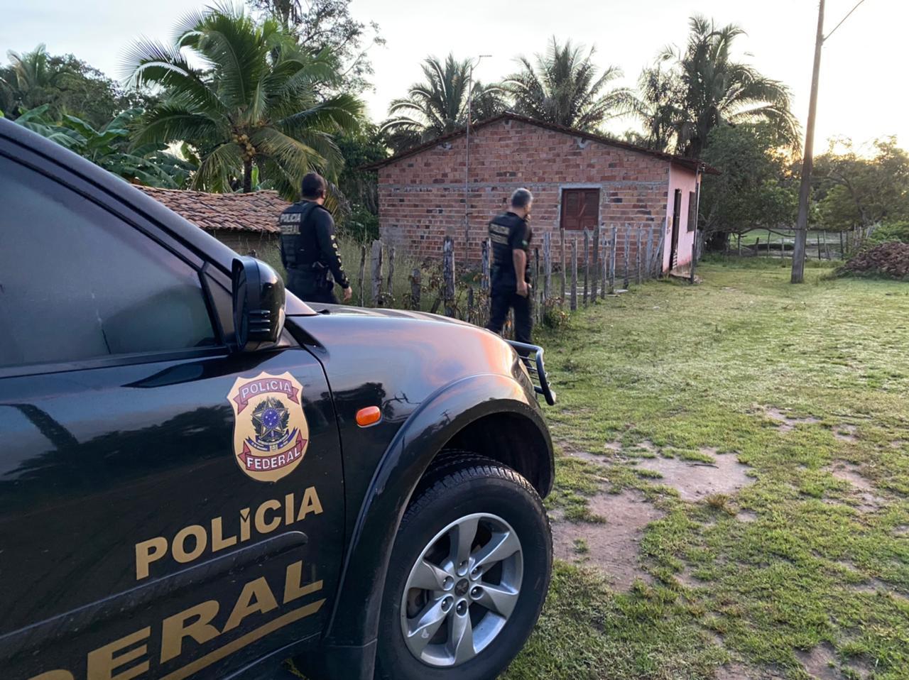 """Polícia Federal deflagra operação """"Apachetas"""" no Maranhão"""