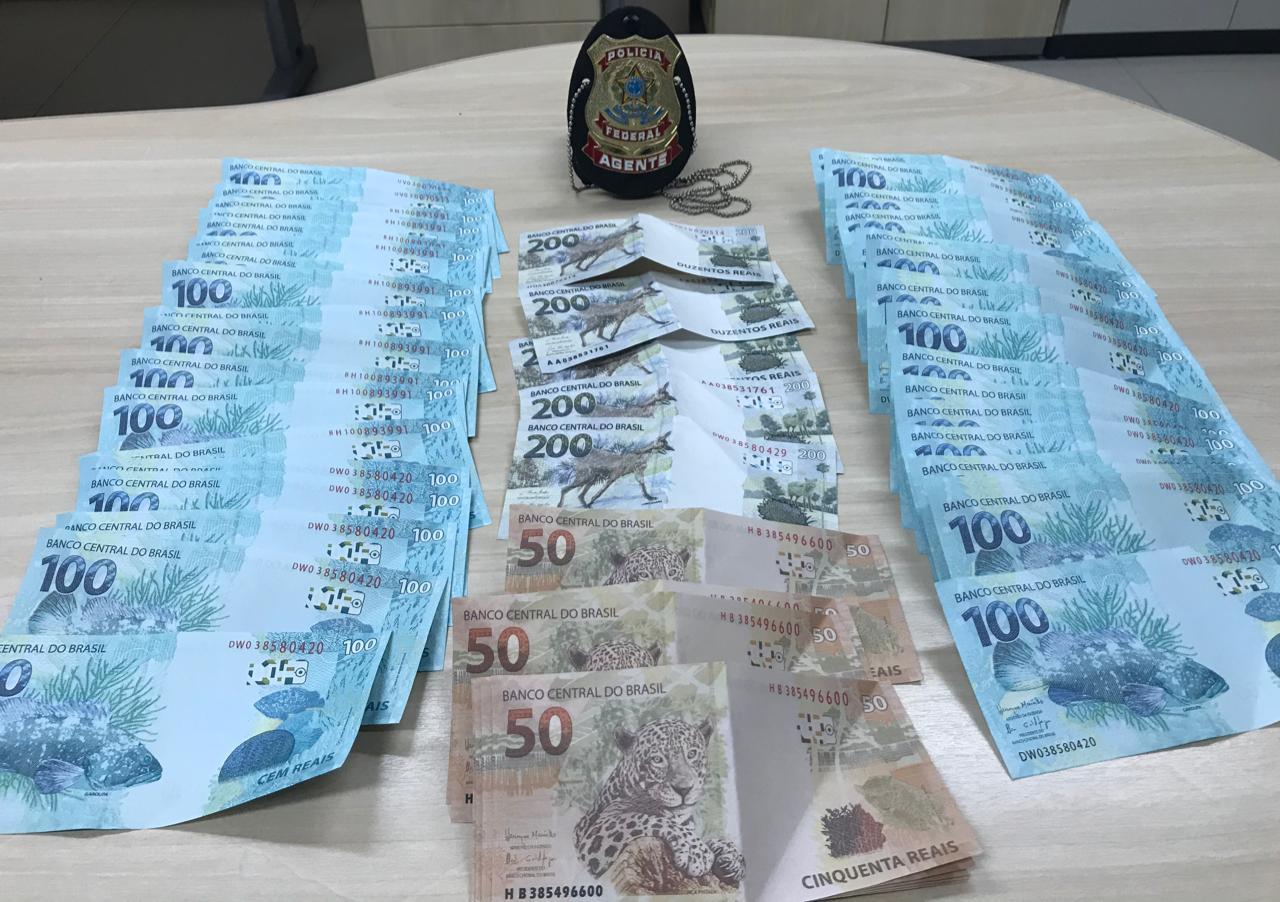 Operaçaõ rebote fakes 2-Três pessoas foram presas por envolvimento na circulação de moedas falsas pela Polícia Federal do Maranhão