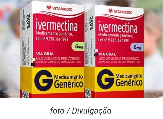 Prefeituras indicam Ivermectina para tratar Covid-19