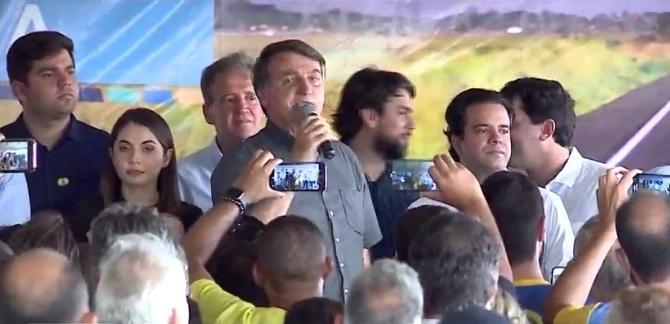 Presidente Bolsonaro retorna ao Maranhão