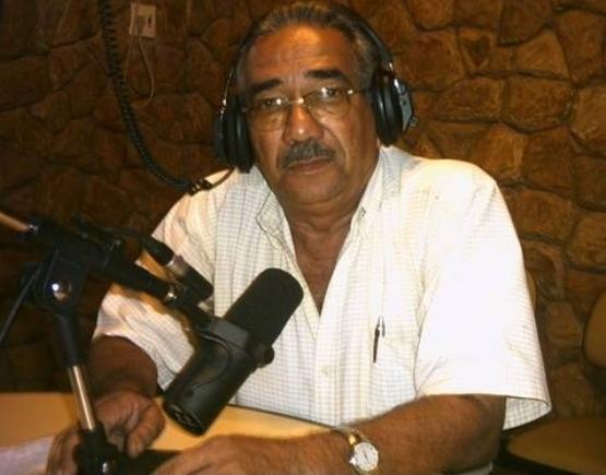 """LUTO  – Morre de Covid o radialista Carlos Henrique, """"O Galinho"""", da Rádio Educadora"""