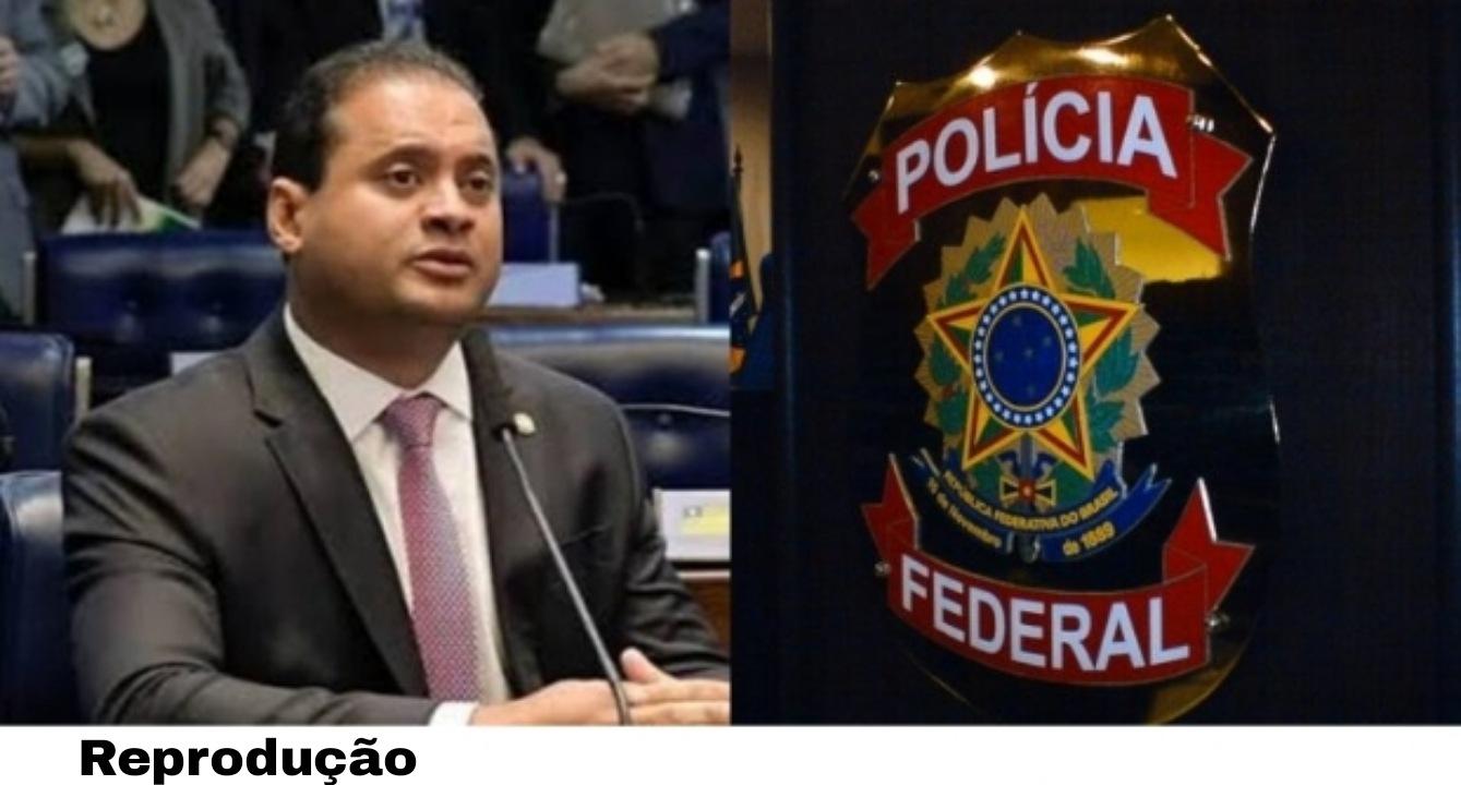 Polícia Federal pode investigar o senador Weverton Rocha a pedido da Procuradoria Eleitoral