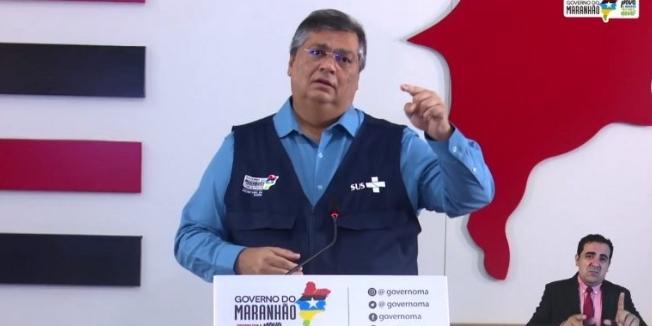 São João 2021 no Maranhão está descartado, diz Flávio Dino