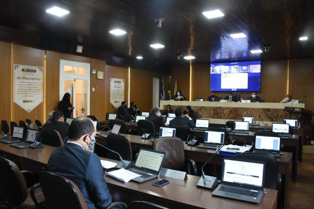 Câmara Municipal de São Luís suspende atividades presenciais a partir desta segunda-feira(31)
