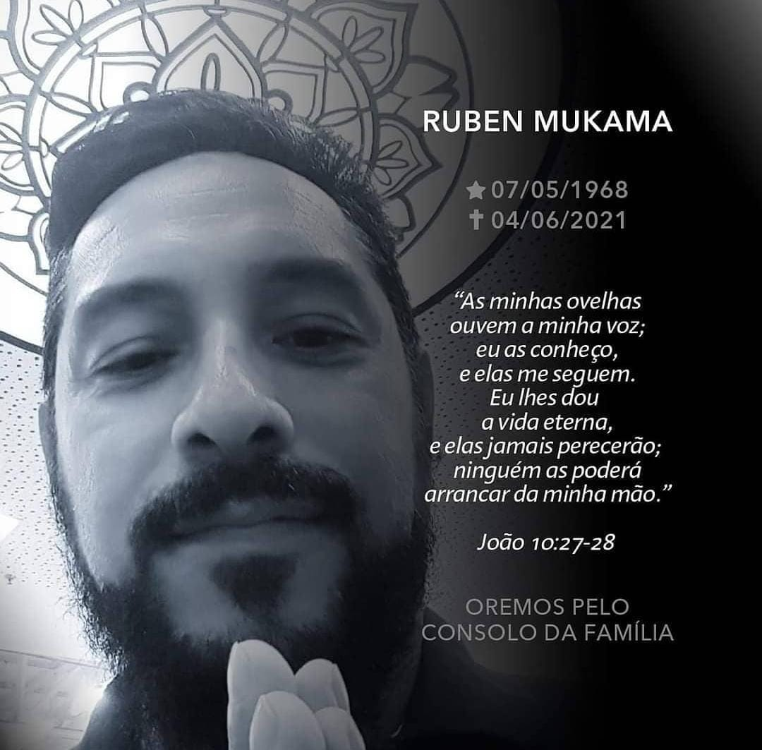 Morre Radialista Rubem Mukama, vítima da Covid-19