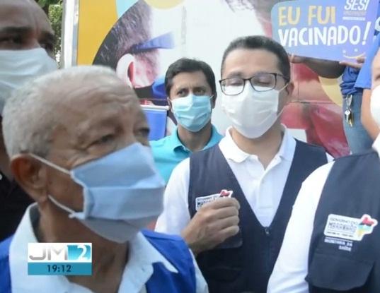 Alcântara – A omissão e incompetência da prefeitura faz governo realizar força – tarefa para vacinação em massa na cidade