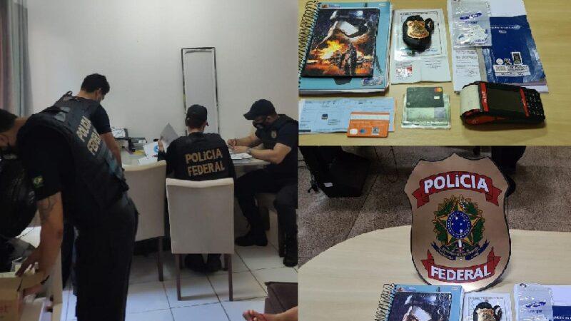 Maranhão – PF realiza operação no contra fraudes no pagamento do auxílio emergencial