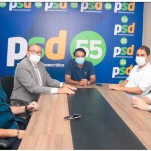Dalton Arruda filia-se ao PSD e disputará vaga na Assembleia Legislativa