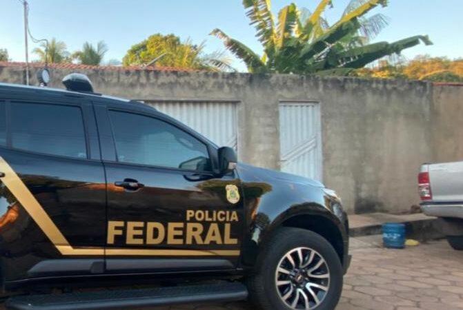 Operação da PF mira Barra do Corda, Tuntum e mais duas cidades maranhenses