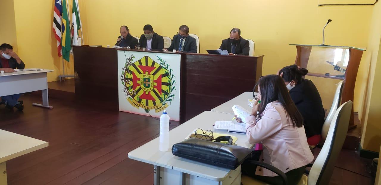 Alcântara – Câmara encaminha relatório da CPI do período de 2014 a 2020 ao MP, PF e TCE rombo passa de R$ 9 milhões; diz presidente da comissão