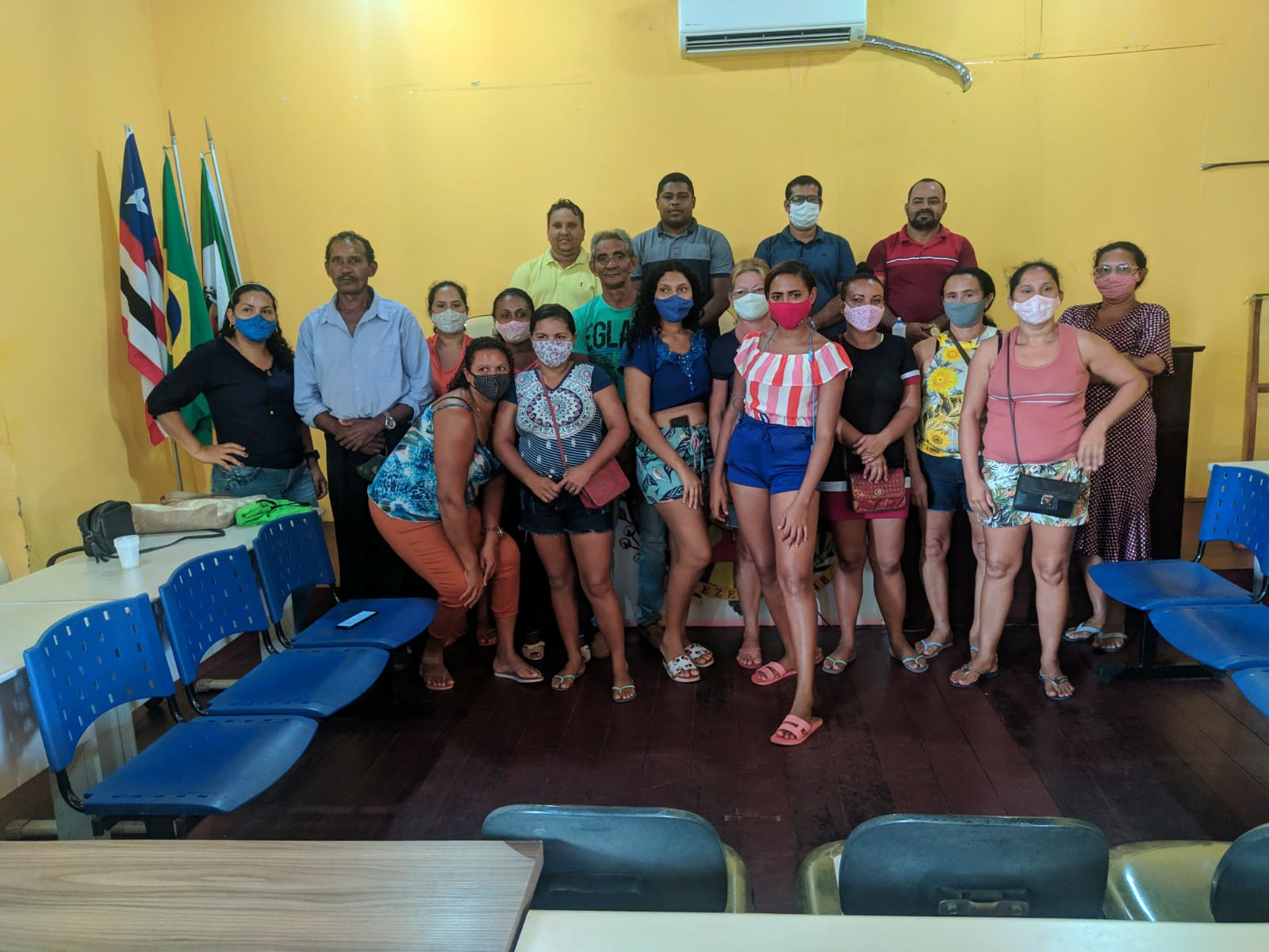 Alcântara – Pais de alunos de comunidade rural recorrem a Câmara Municipal para expor o problema do transporte escolar