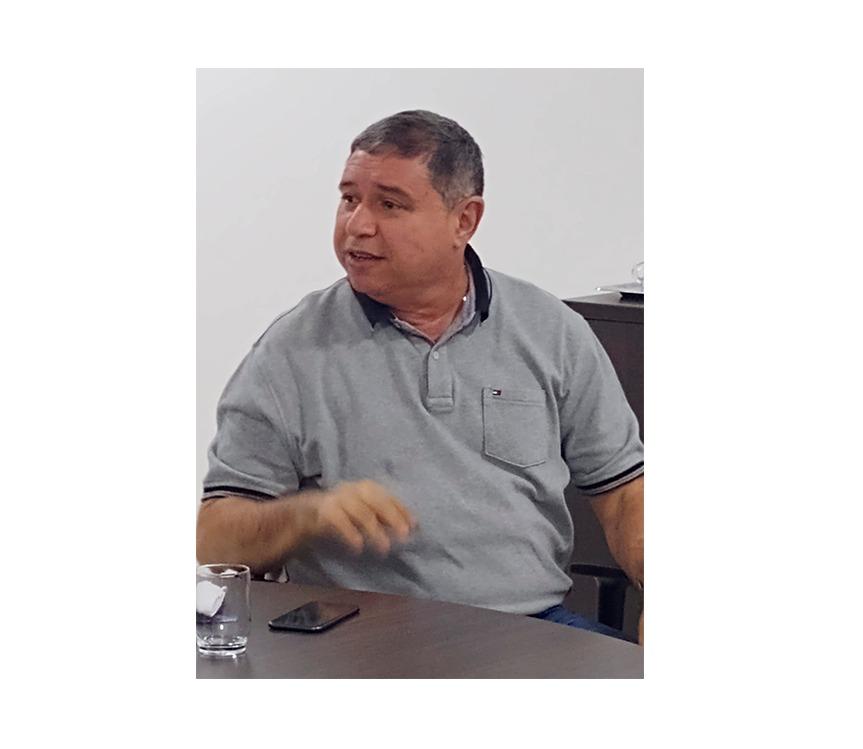 """""""Sou pré-candidato a deputado federal por um projeto regional"""""""