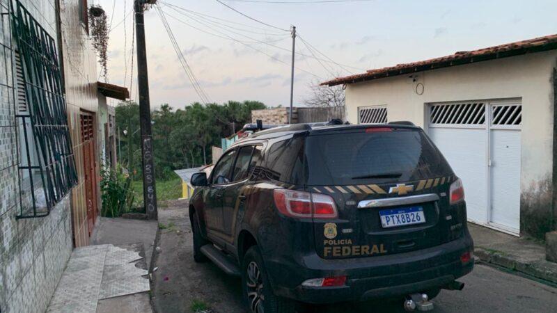 PEDOFILIA – Polícia Federal prende homem suspeito por abuso de menores