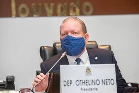 Othelino Neto, presidente da AL-MA contrata empresa de táxi aéreo por R$ 1,2 milhão