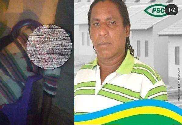 Cidade Olímpica – Líder Comunitário Nestor Almeida é morto com tiro na cabeça