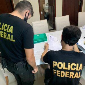 """""""Operação Desmedida"""" PF deflagra operação e cumpre mandados de investigação por fraudes em verbas da pandemia na capital e em Paço do Lumiar"""