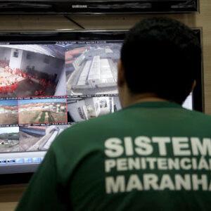 São Luís-Policial é preso suspeito de facilitar a entrada de celulares no Complexo de Pedrinhas