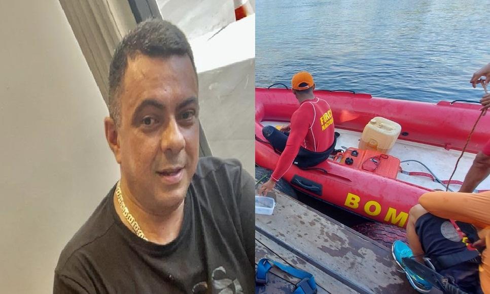 Continua desaparecido, dono de rede de restaurante após cair de lancha no Rio Preguiças em Barreirinhas
